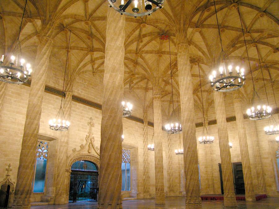 lonja interior
